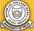 Shyam Lal College_logo