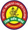 Seth G L Bihani S D Law_logo