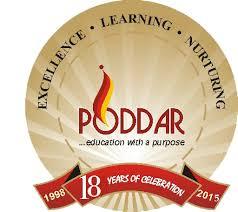 Poddar International College_logo