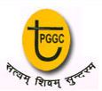 Tagore P G Girls College_logo