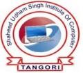 Shaheed Udham Singh Institute of Computer Science_logo
