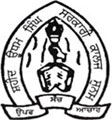 Shaheed Udham Singh Government College_logo