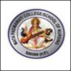 Mata Padmawati College of Nursing_logo