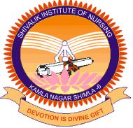 Shivalik Institute of Nursing_logo