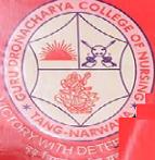 Guru Dronacharya Nursing College_logo