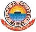 BSM PG College_logo