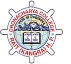 Dronacharya College of Education_logo