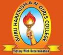 Shri Guru Harkrishan Girls College_logo