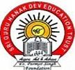 Guru Nanak Institute of Technology _logo