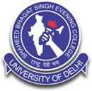Shaheed Bhagat Singh Evening College_logo