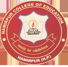 Hamirpur College of Education_logo