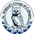 St Wilfred'S Teacher'S Training College_logo