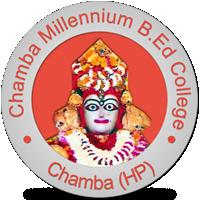 Chamba Millennium Bed College_logo
