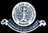 Hindu College of Education_logo