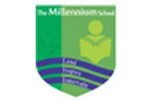The Millennium School-logo