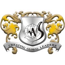 Adarsh World School-logo