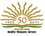Kendriya Vidyalaya No 3-logo