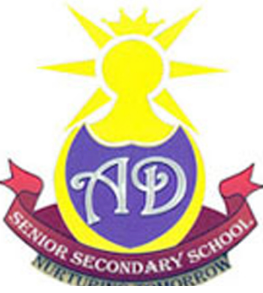 A D Senior Secondary School-logo