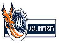 Akal University_logo