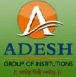 Adesh University_logo
