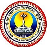 Jai Narain Vyas University_logo