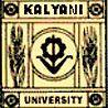 University of Kalyani_logo
