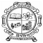Goa University_logo
