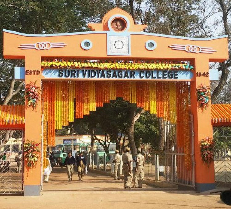 Suri Vidyasagar College-cover