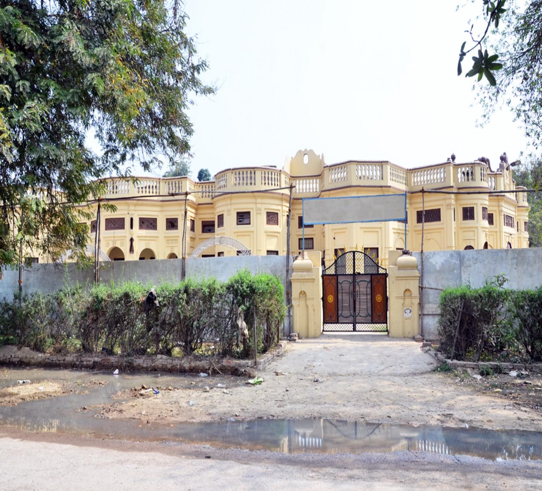 Kishori Raman PG College-cover