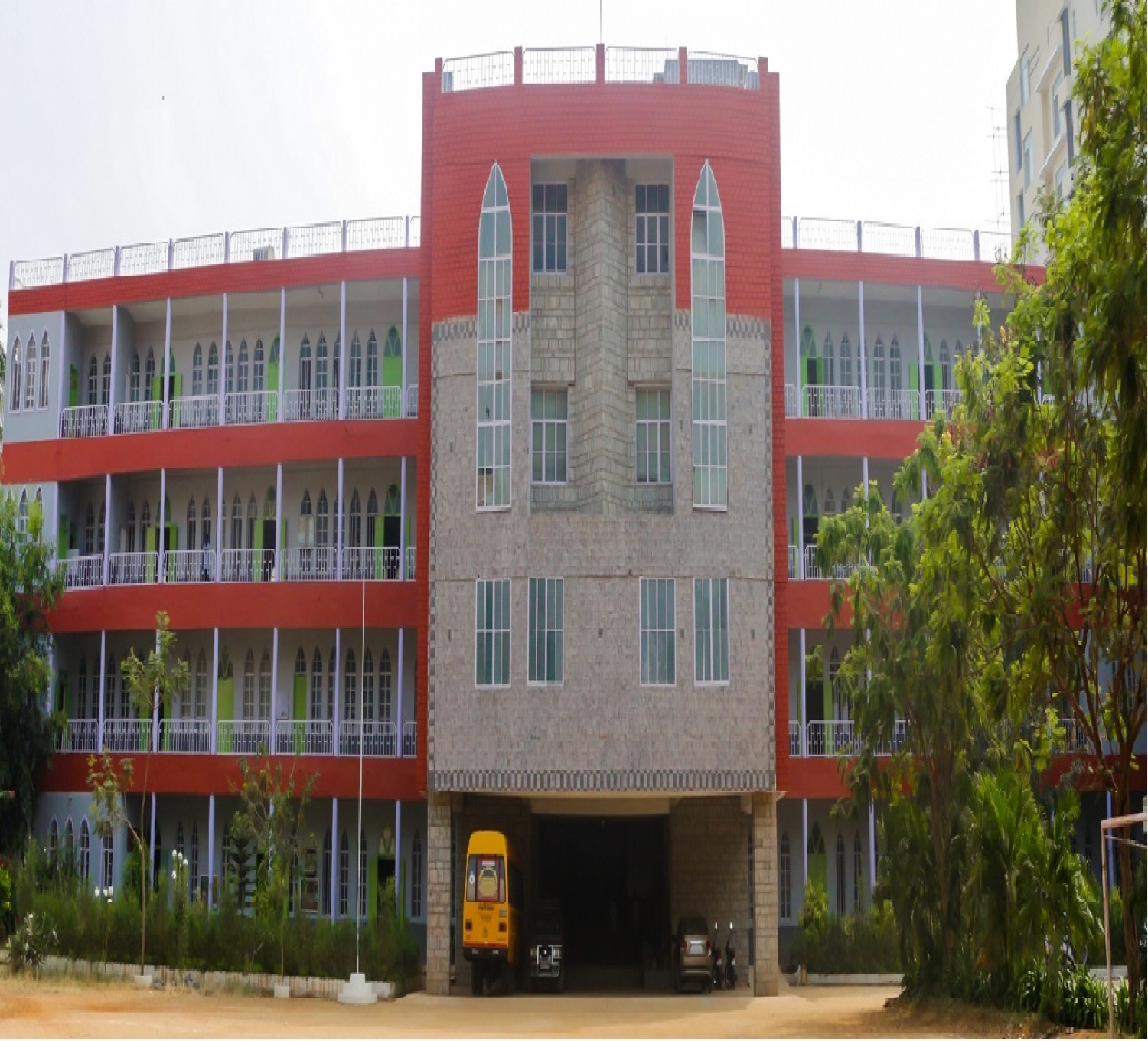 CSI Bishop Appasamy College of Arts and Science-cover