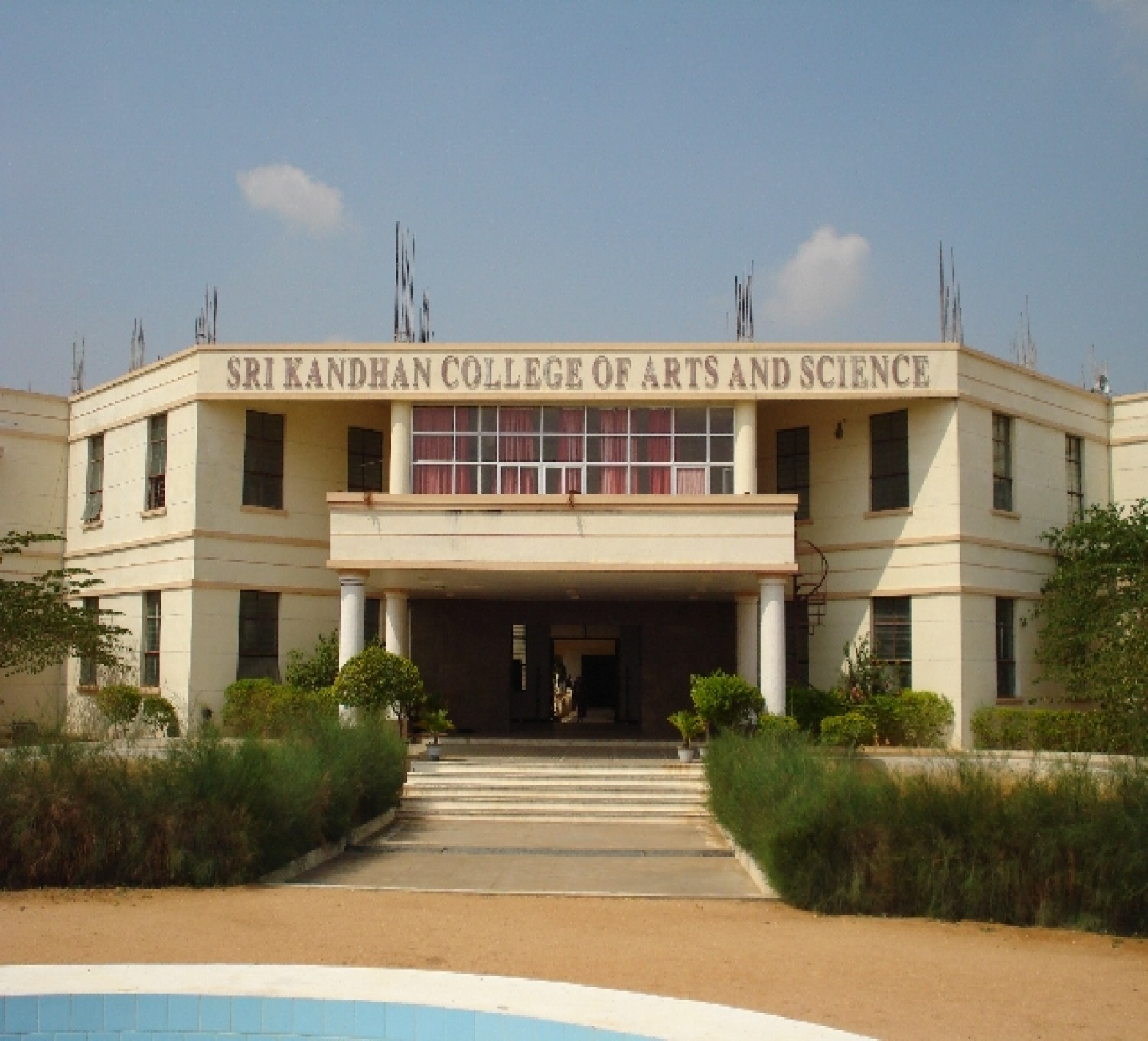 Sri Kandhan College of Arts and Science-cover