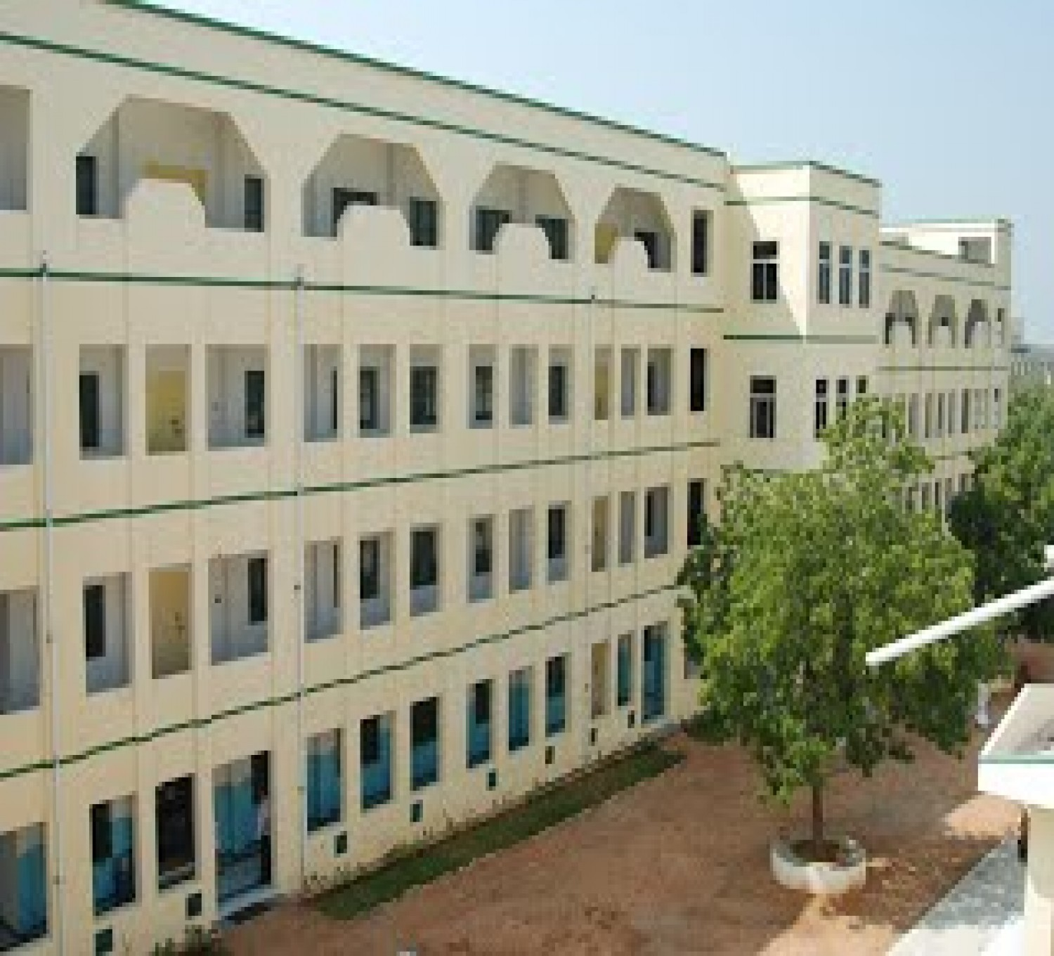 JKKNattraja College of Arts and Science-cover