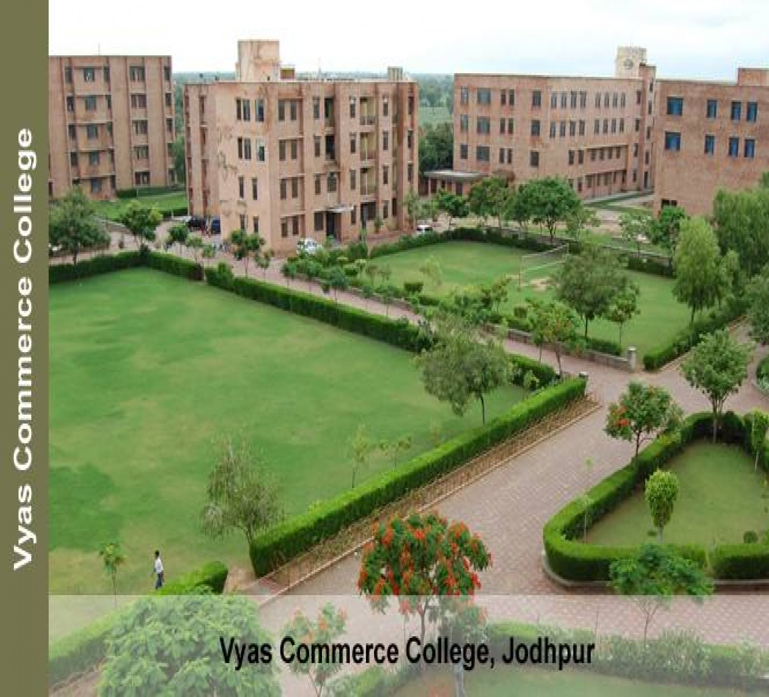 Vyas Commerce College-cover