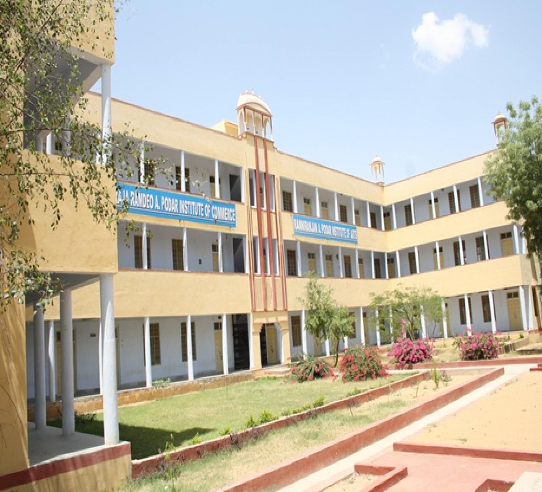 Seth Gyaniram Bansidhar Podar College-cover