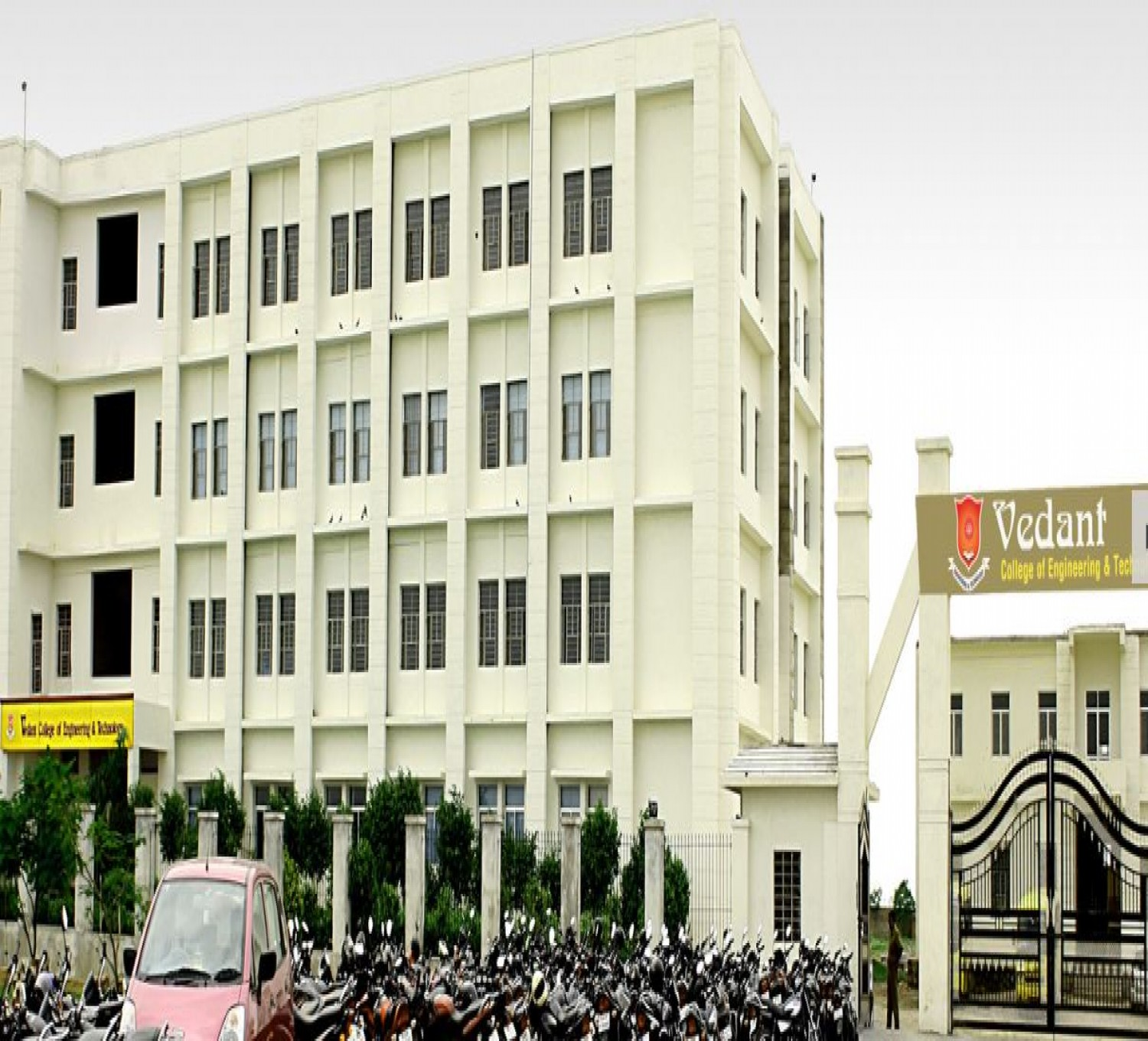 Vedant College Of Engineering And Technology-cover