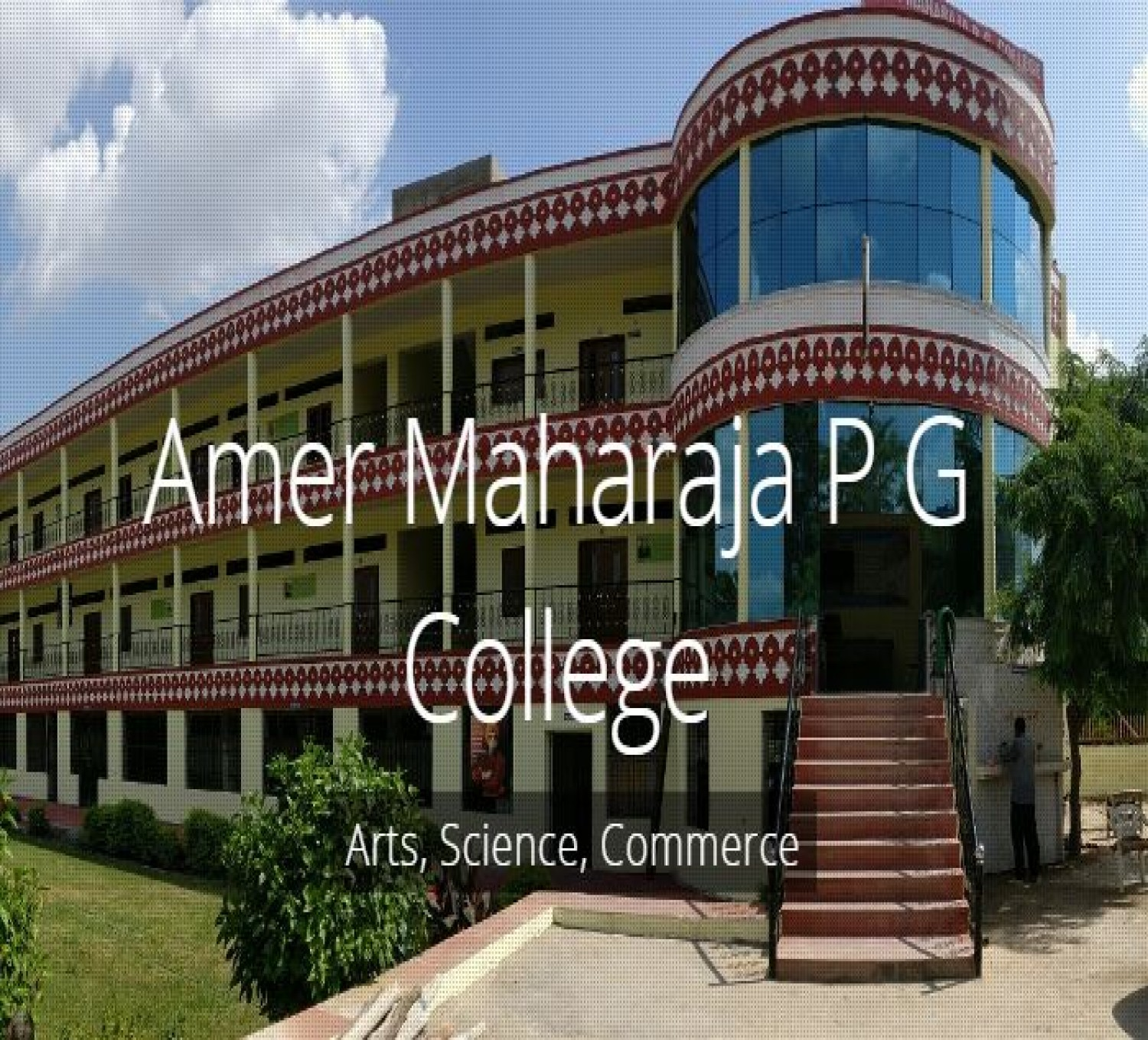 Amer Maharaja College-cover