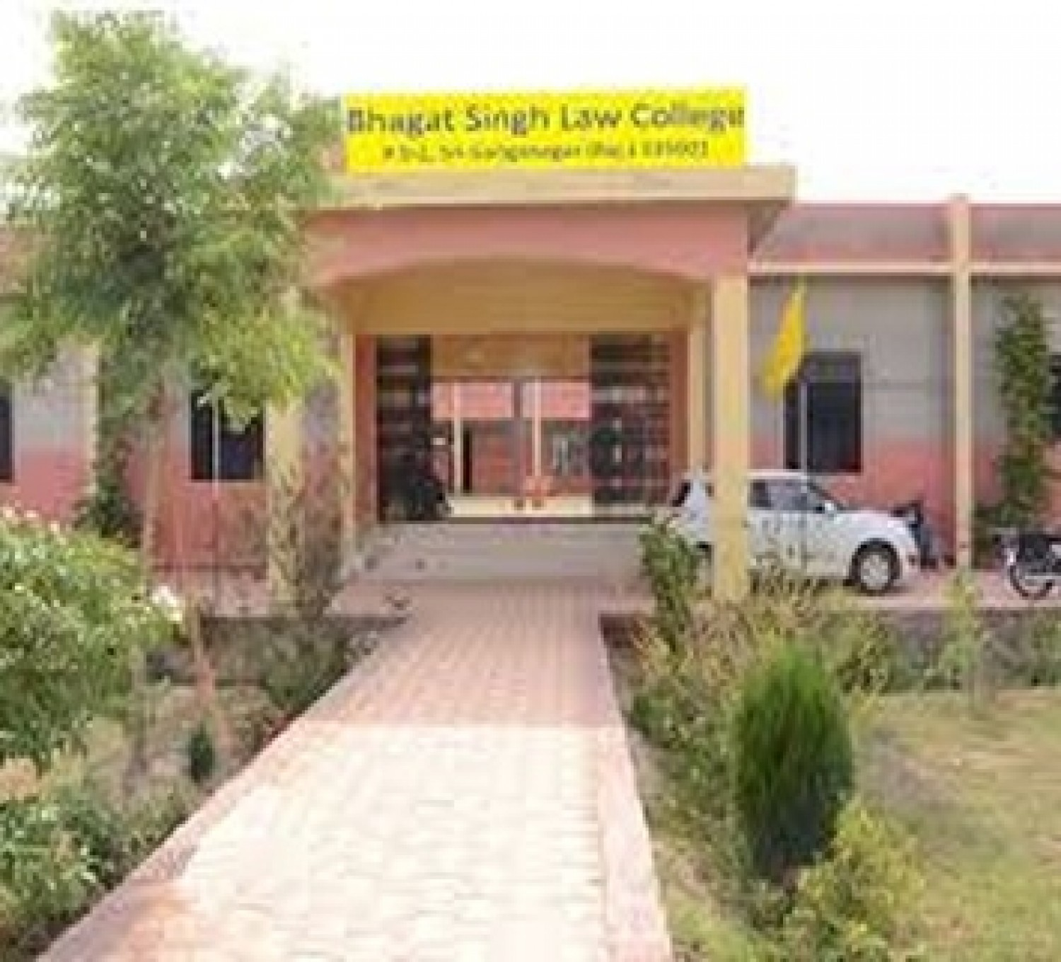 Shaheed Bhagat Singh College-cover