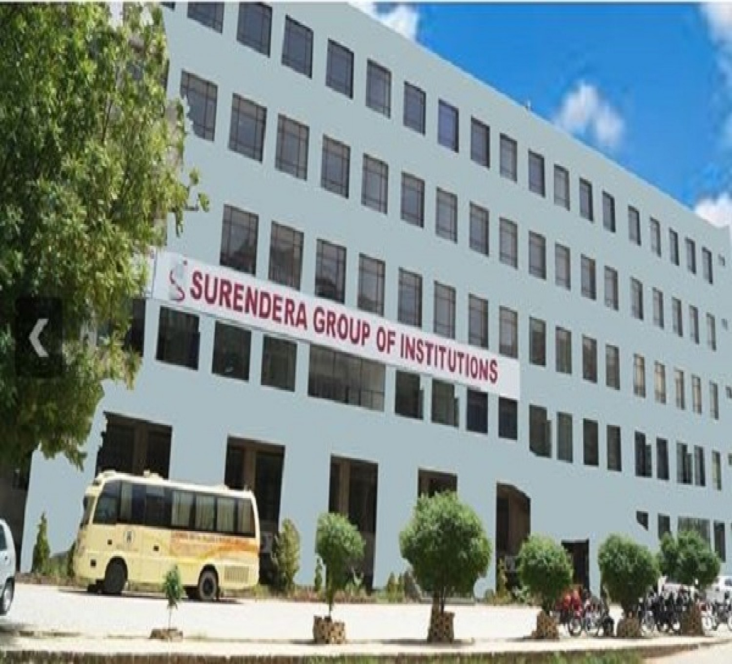 Surendra Group Of Institutions-cover