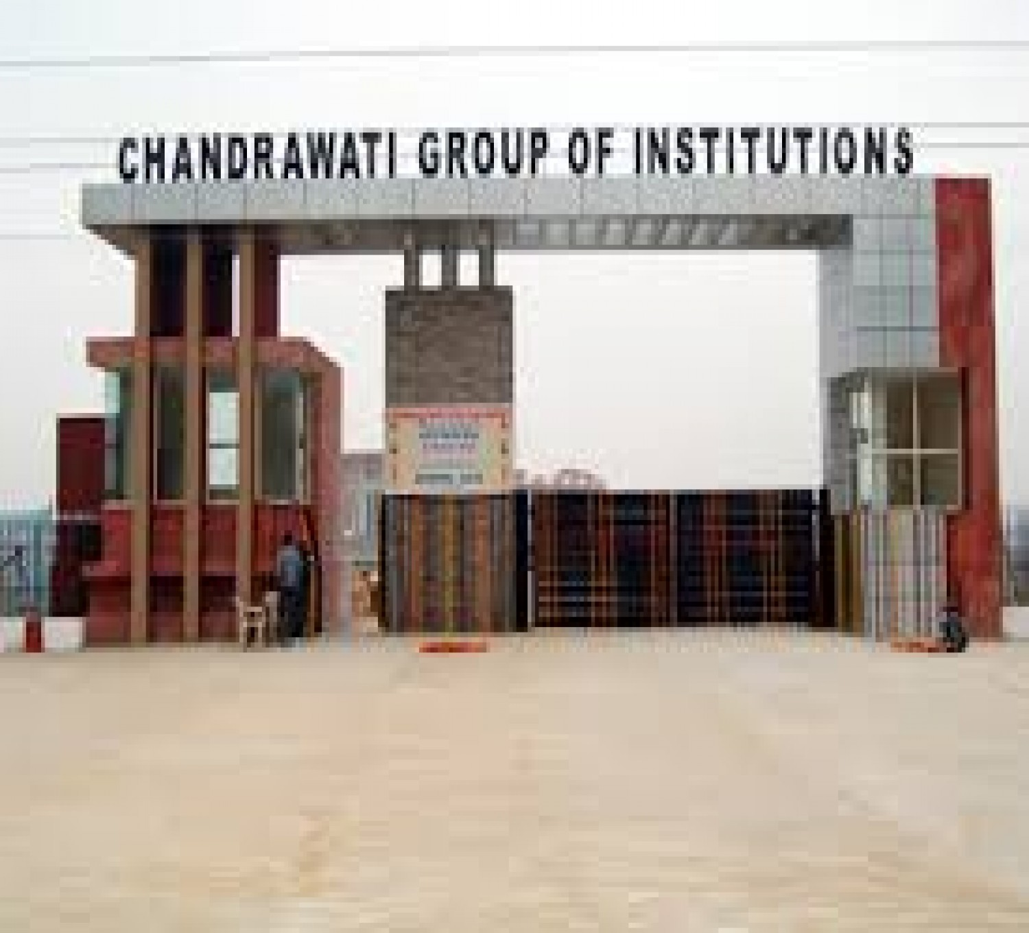 Chandravati Engineering College-cover