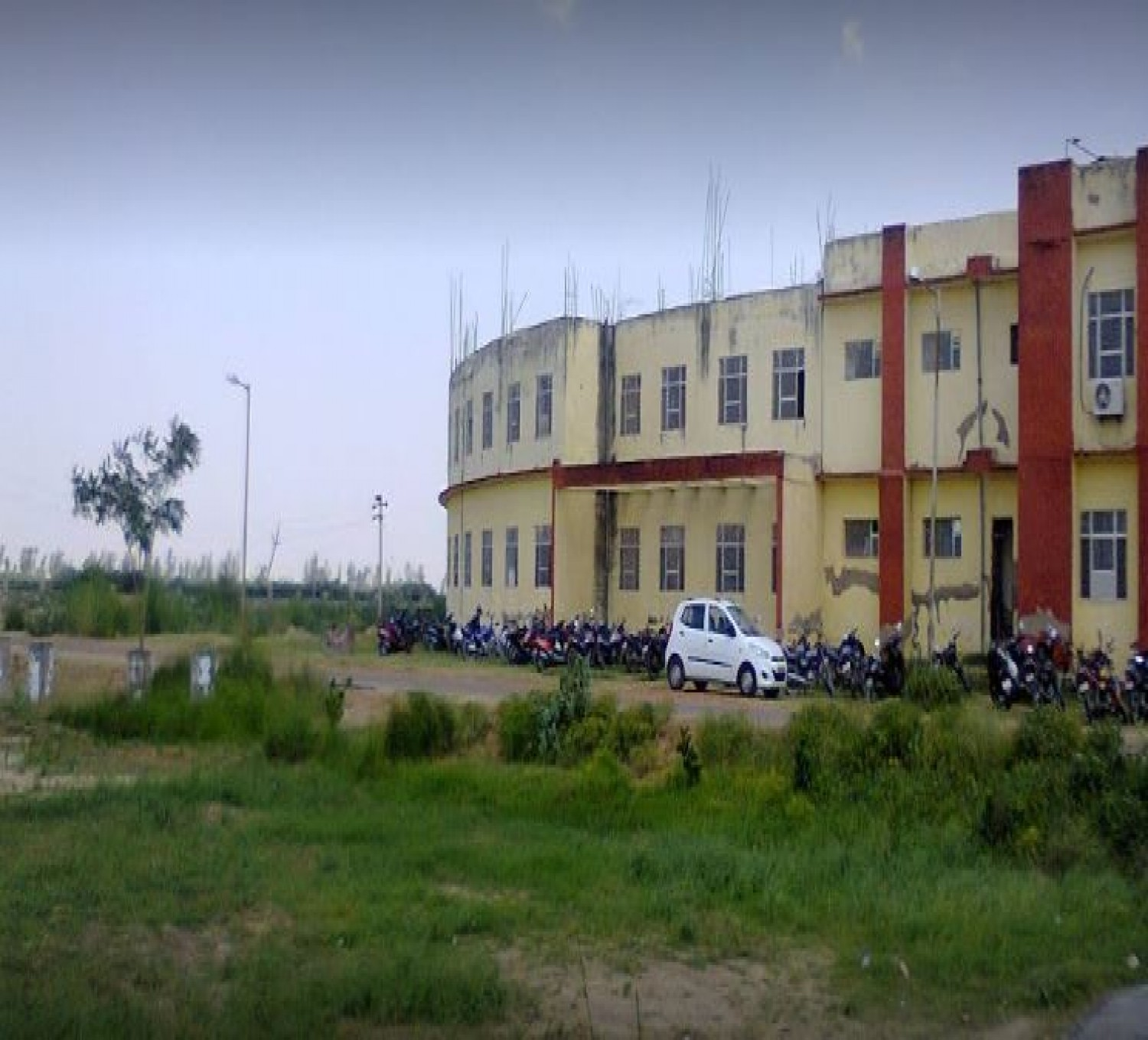 Government Engineering College Bharatpur-cover