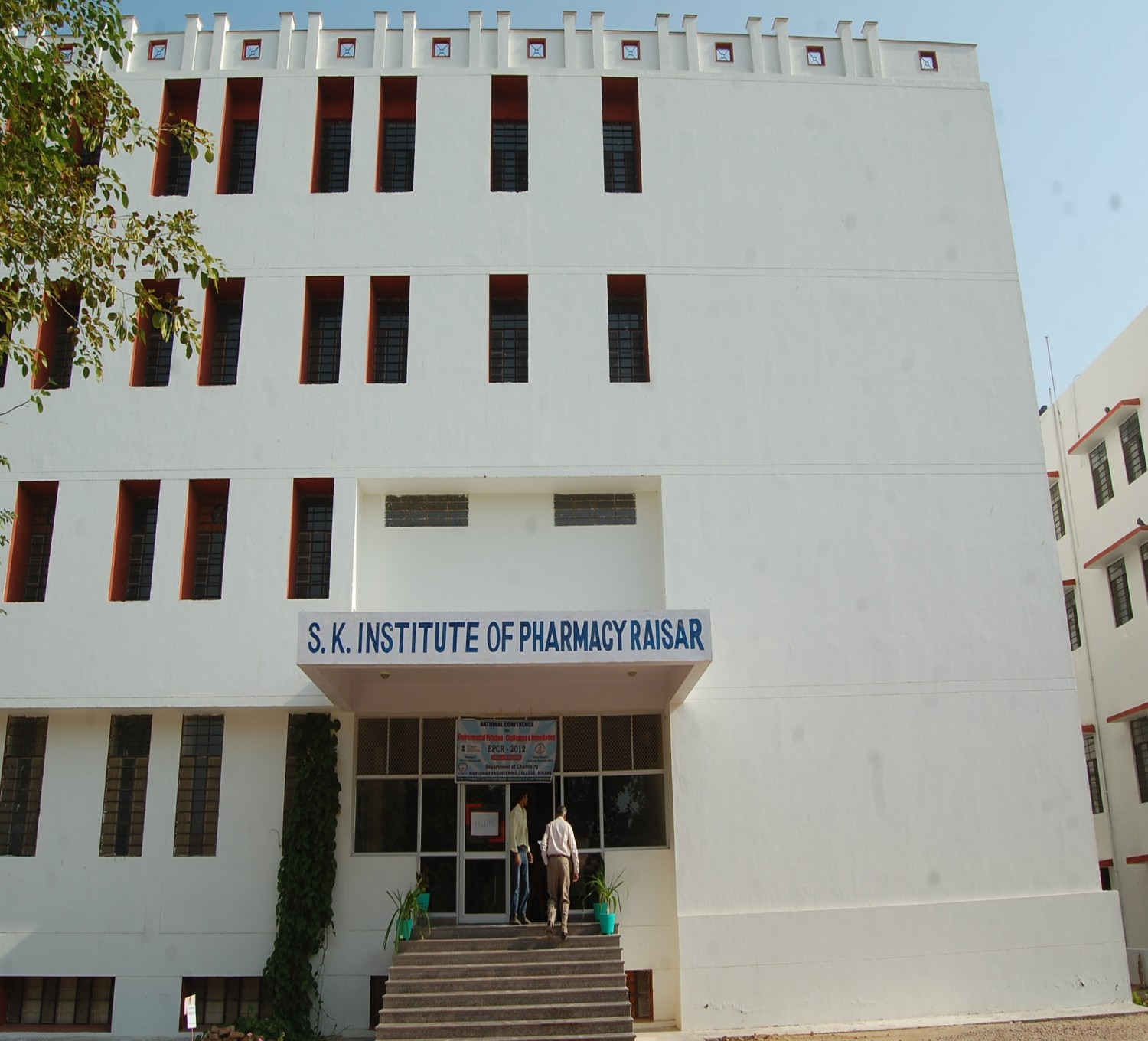 Swami Keshvanand Institute Of Pharmacy-cover