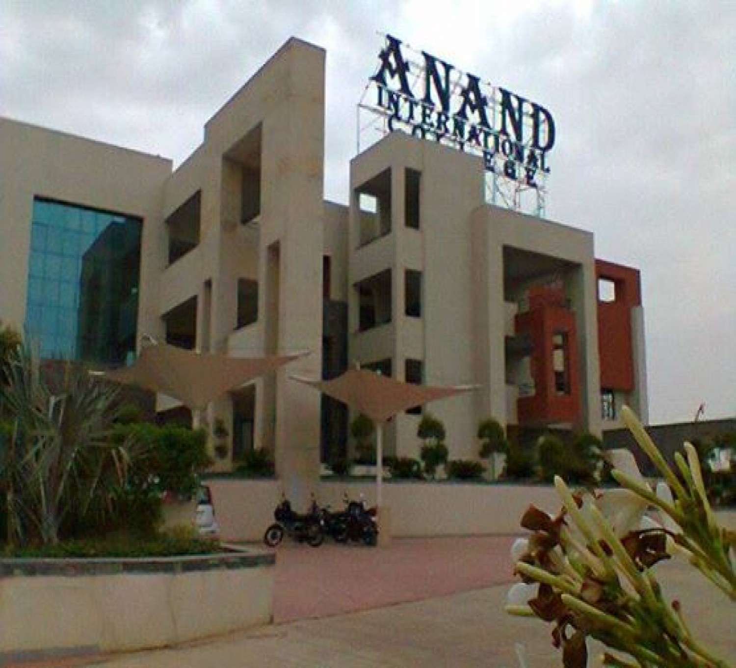 Anand International College Of Engineering-cover