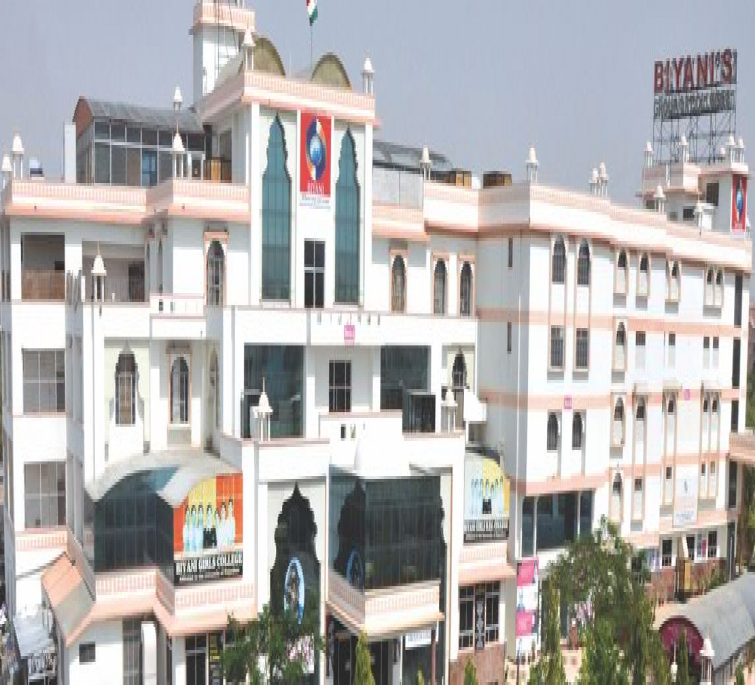 Biyani College Of Science And Management College-cover