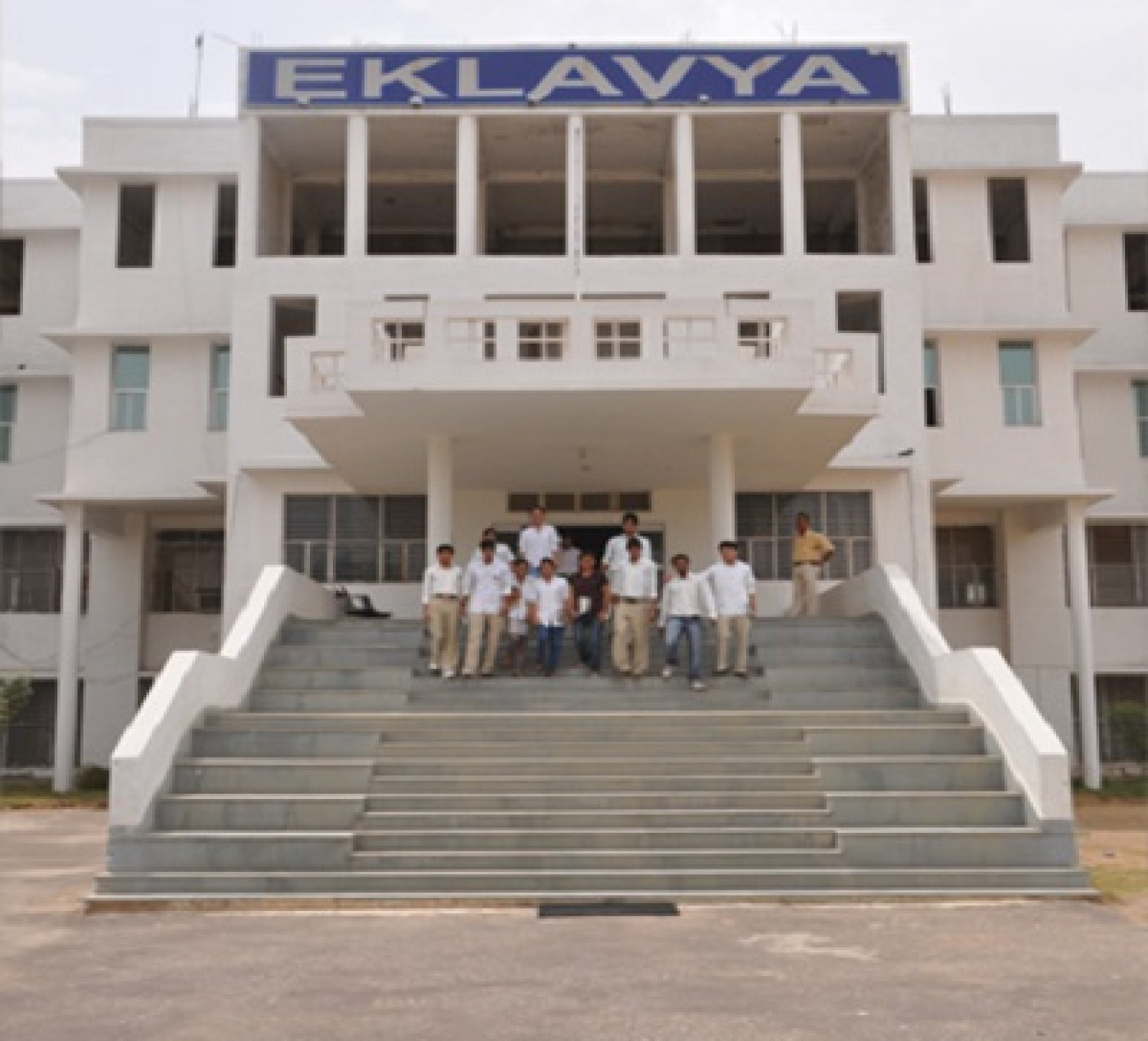 Eklavya Dental College And Hospital-cover