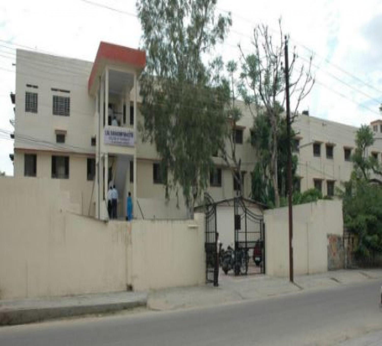 Lal Bahadur Shastri P G College-cover