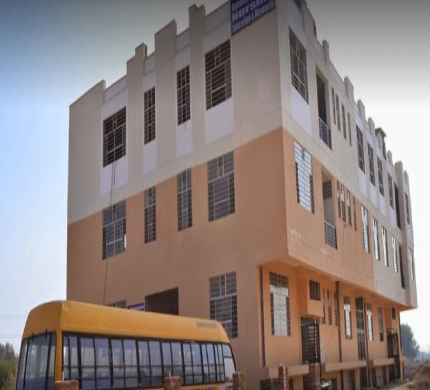 Maharana Pratap National Institute Of Nursing Education And Research-cover
