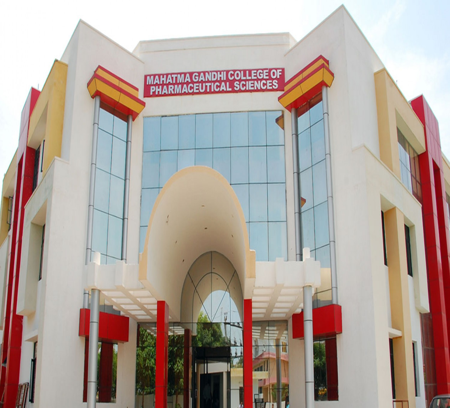 Mahatma Gandhi College Of Pharmaceutical Sciences-cover