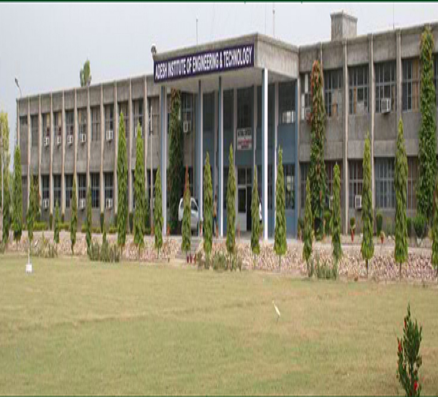 Adesh Institute of Engineering and Technology_cover