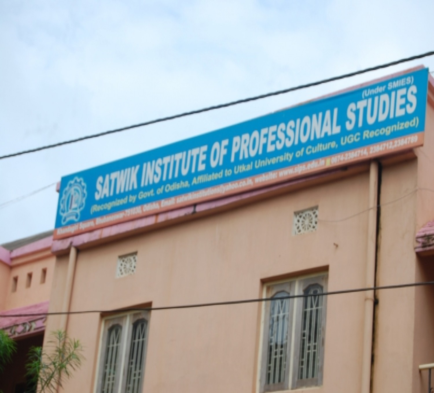 Satwik Institute of Professional Studies - SIPS-cover