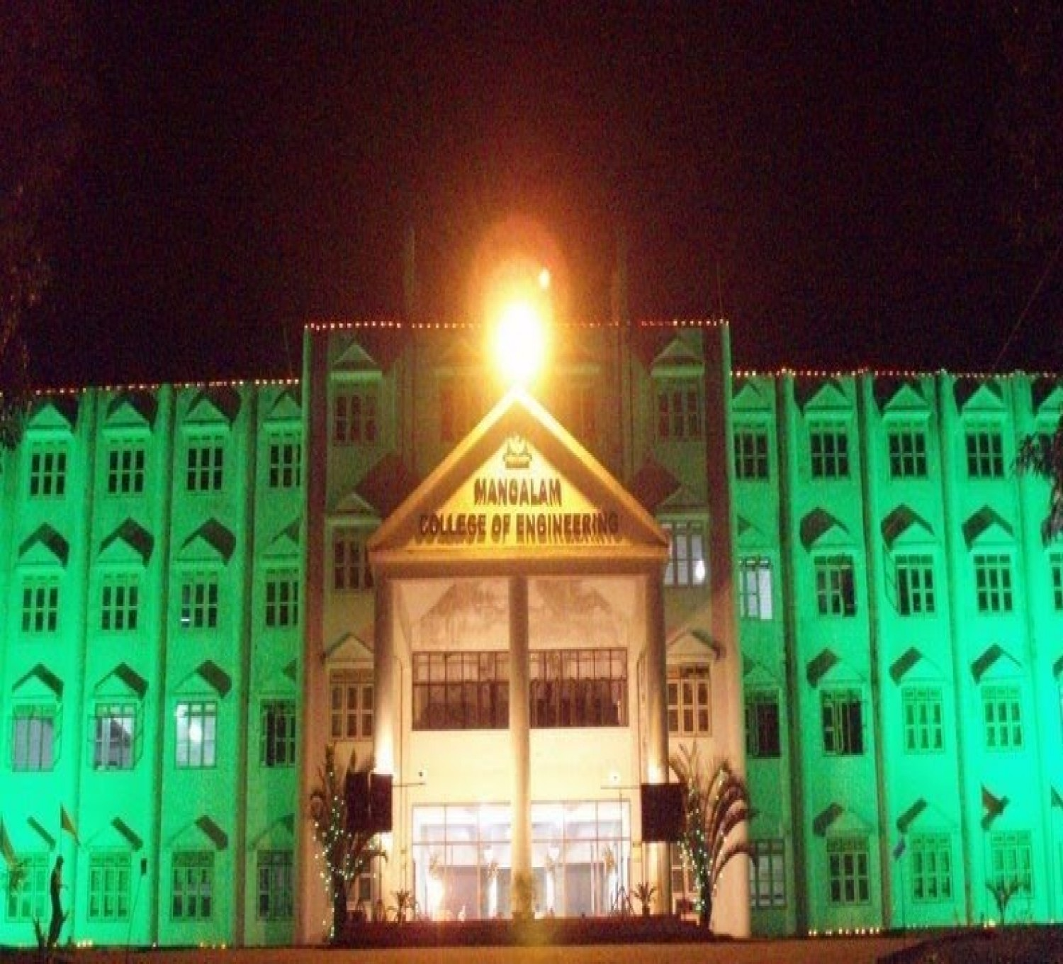 Mangalam College of Engineering-cover